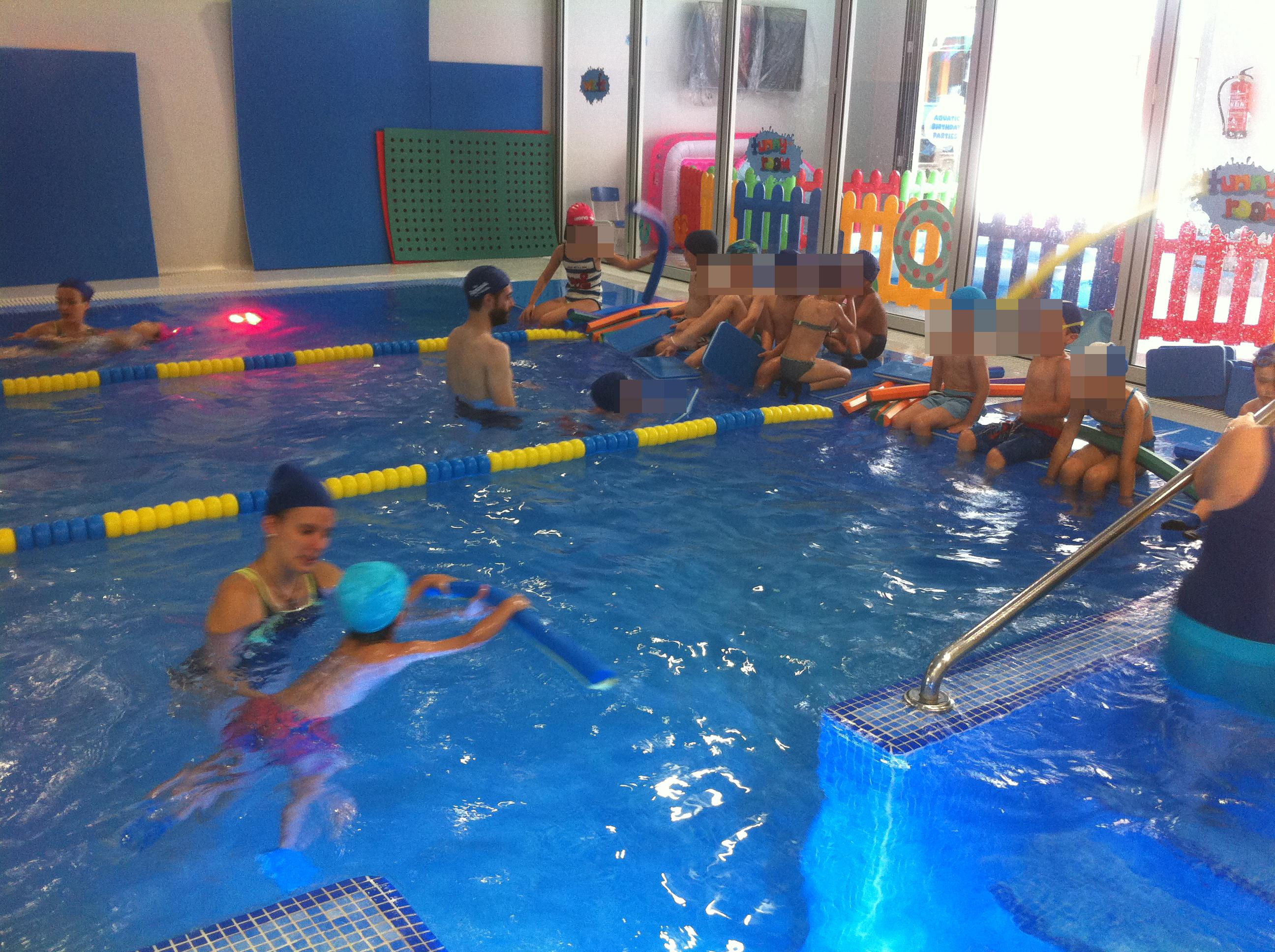 Aprender A Nadar Debe Ser Divertidono Puede Generar Traumas